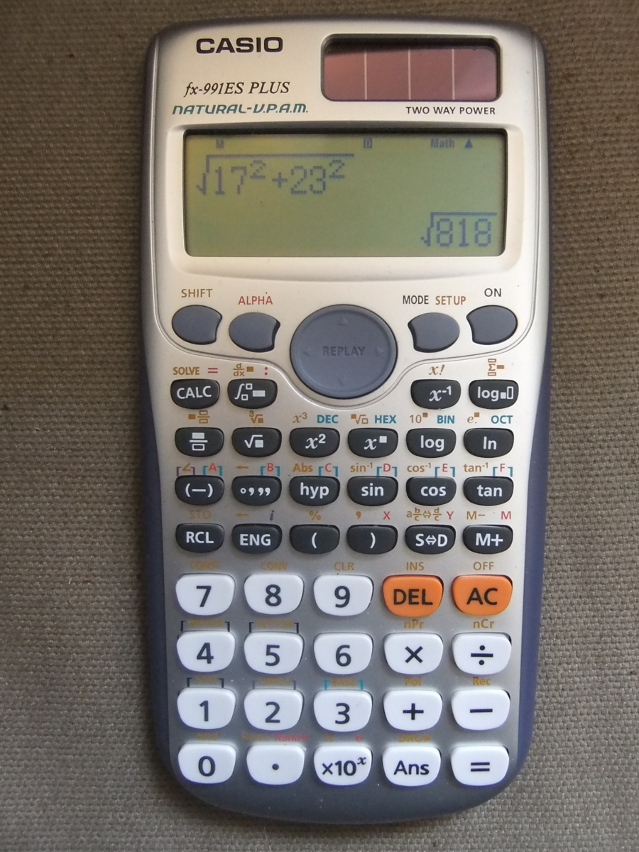 scientific calculator project Grainger carries a wide range of calculators with diverse and useful functions that can quickly crunch numbers to help you get the job done right.